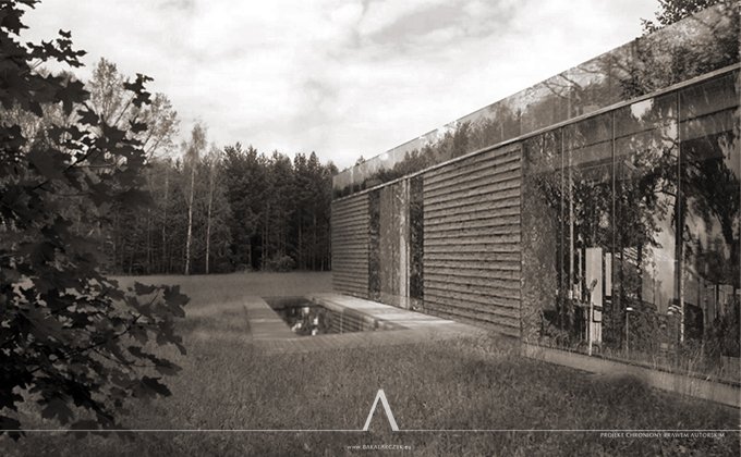 494 boxBOX. BAKALARCZYK GRUPA PROJEKTOWA - Architekt Poznań. Widok 1.