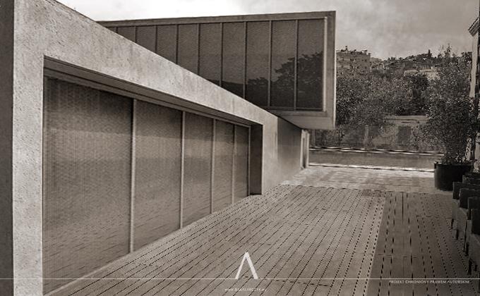 444 fourFORfour. BAKALARCZYK GRUPA PROJEKTOWA - Architekt Poznań. Widok 1.