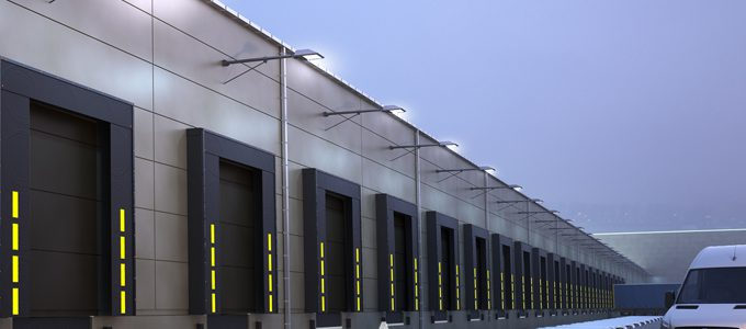 598 Centrum logistyczne w Norrköping