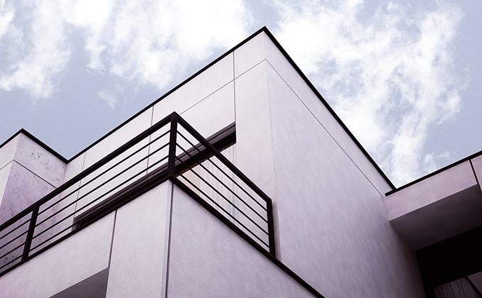 501 Budynek mieszkalny jednorodzinny w Poznaniu. BAKALARCZYK GRUPA PROJEKTOWA - Architekt Poznań. Widok 2.