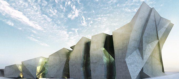 561 Ośrodek kultury i sztuki w Lipsku