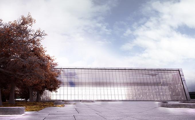 603 Park wodny w Dreźnie. BAKALARCZYK GRUPA PROJEKTOWA - Architekt Poznań. Widok 3.