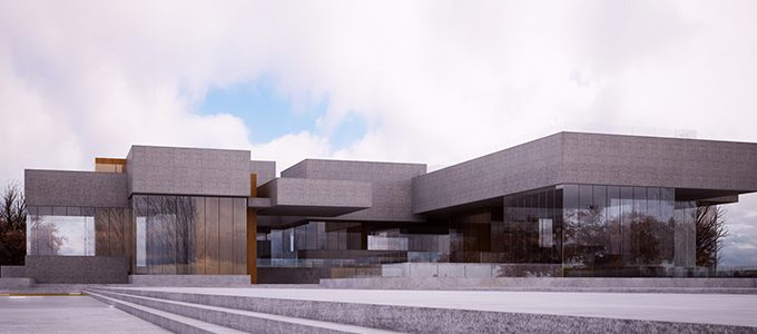 560 Rozbudowa kampusu w Cottbus