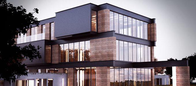 610 Budynek biurowo-usługowy w Poznaniu