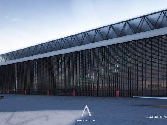 505 Zespół hangarów remontowych w Kaiserslautern