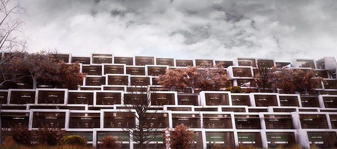 607 Budynek biurowy w Kristiansand