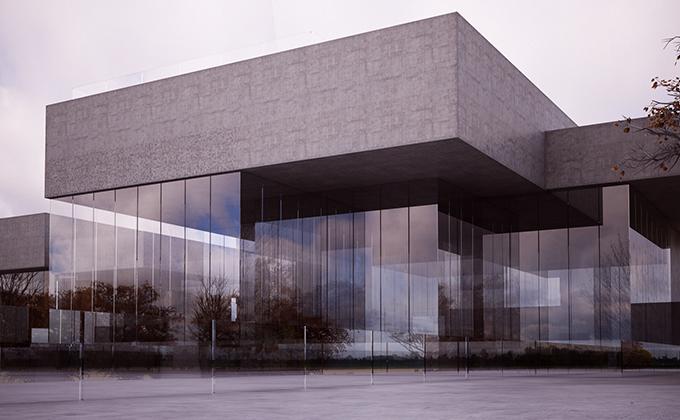 560 Rozbudowa kampusu w Cottbus. BAKALARCZYK GRUPA PROJEKTOWA - Architekt Poznań. Widok 3.